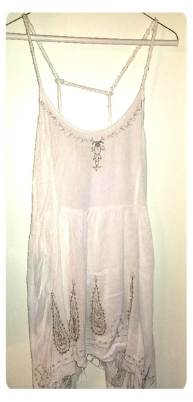 Free People Dresses & Skirts - Free people slip large